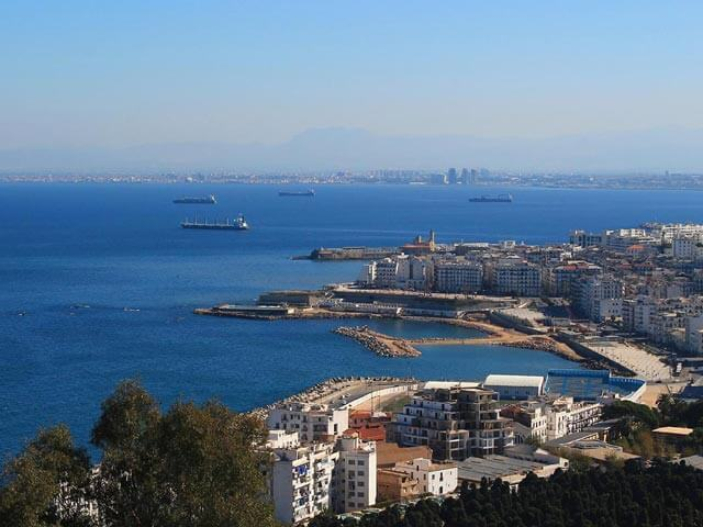 Book your flight to Algiers with eDreams