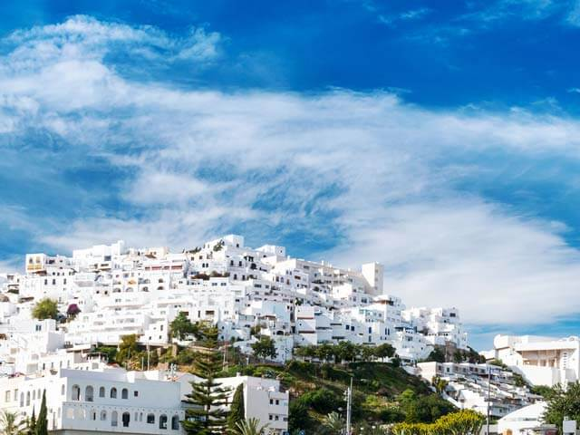 Book your flight to Almeria with onefront-EDreams
