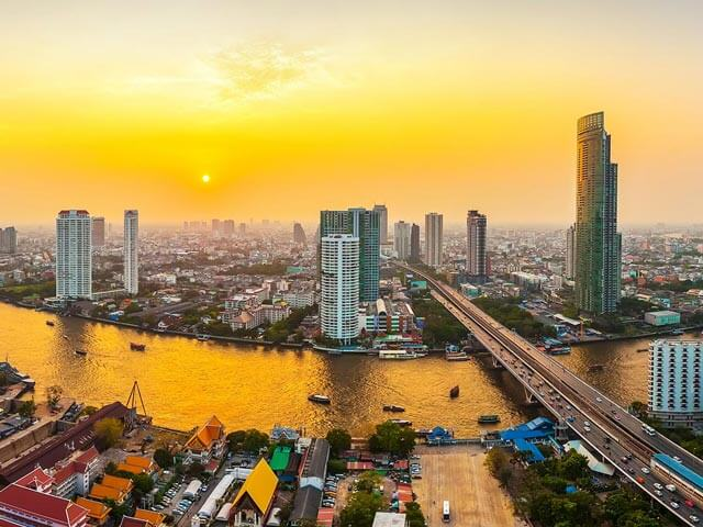 Book your flight to Bangkok with eDreams