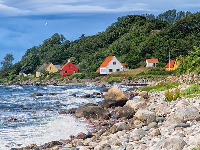 Book your flight to Bornholm with eDreams