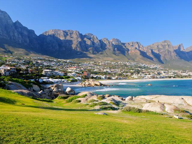 Book your flight to Cape Town with eDreams