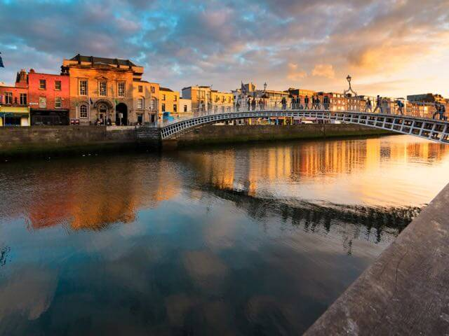 Book your flight to Dublin with eDreams