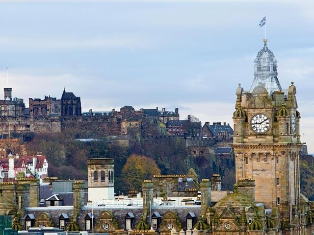 Book your flight to Edinburgh with eDreams