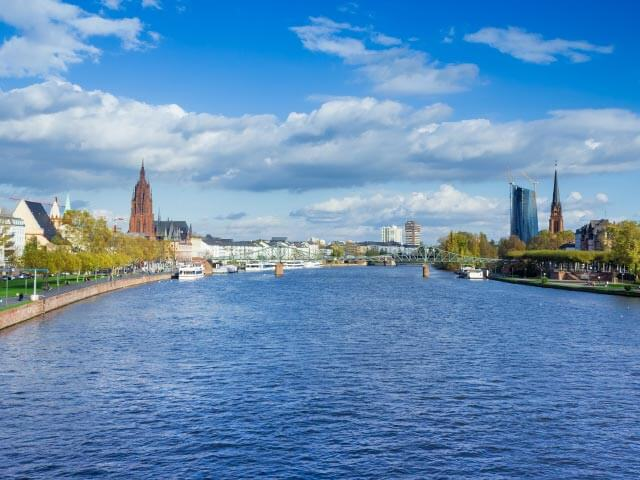 Book your flight to Frankfurt with eDreams