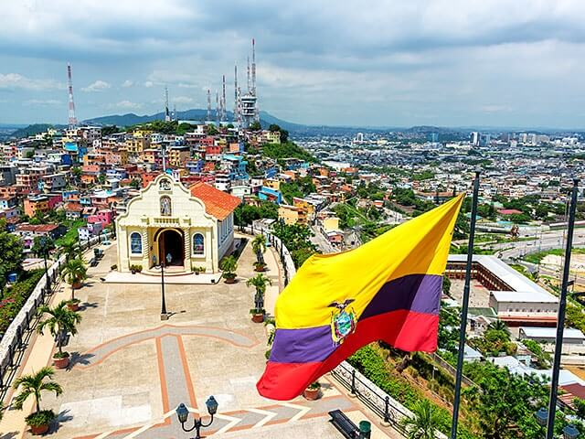 Book your flight to Guayaquil with eDreams