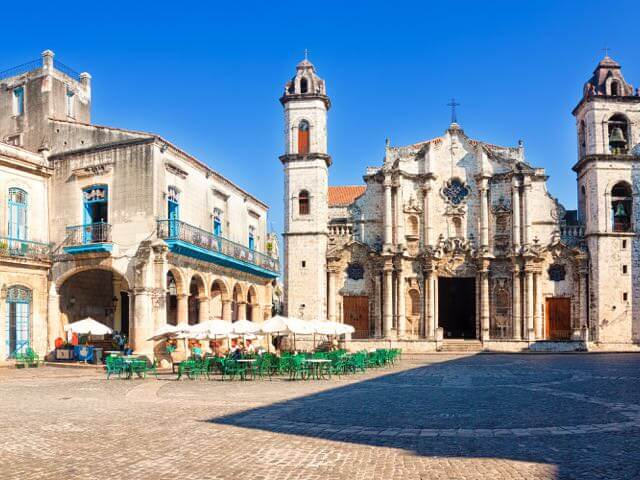 Book your flight to Havana with eDreams