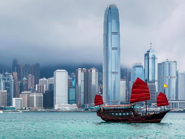 Book your flight to Hong Kong with eDreams