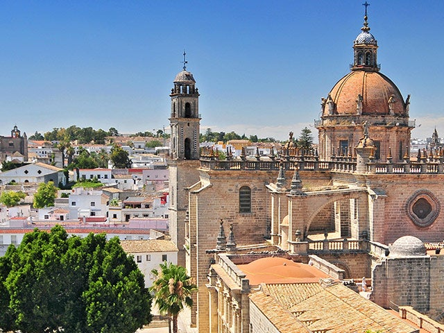 Book your flight to Jerez de La Frontera with onefront-EDreams