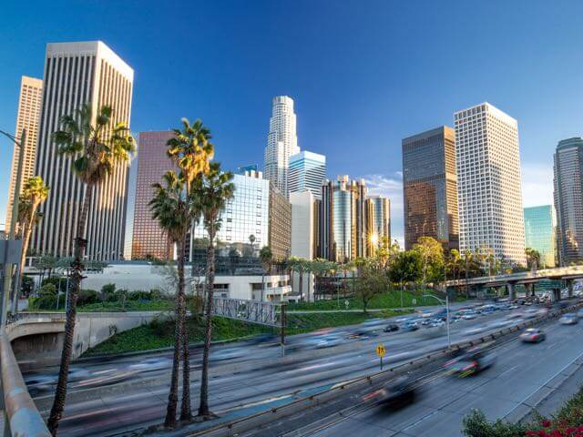 Book your flight to Los Angeles with eDreams
