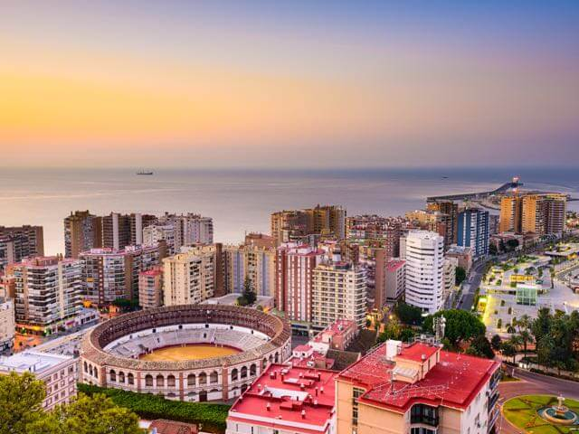 Book your flight to Malaga with eDreams