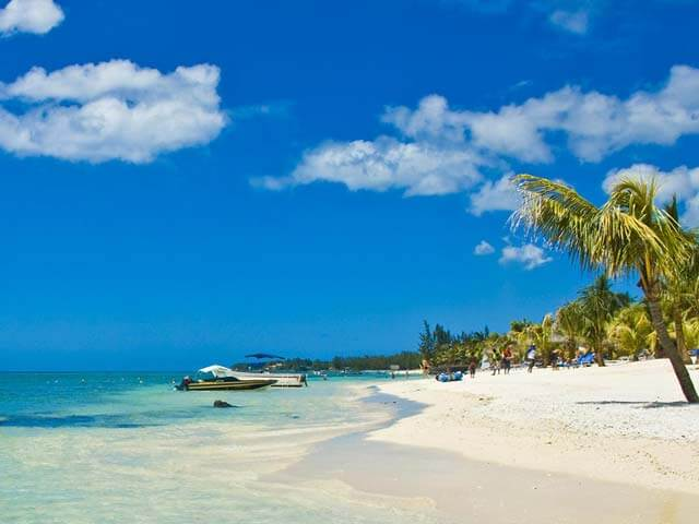 Book your flight to Mauritius with eDreams
