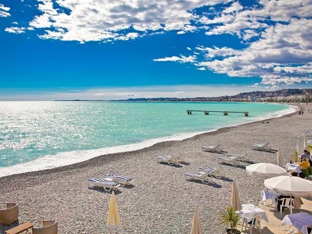Book your flight to Nice with eDreams