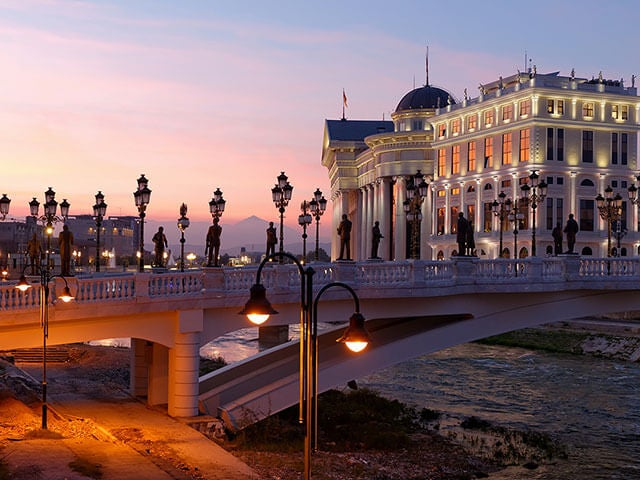 Book your flight to Skopje with eDreams