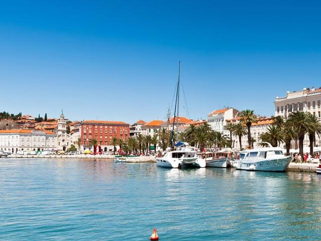 Book your flight to Split with eDreams