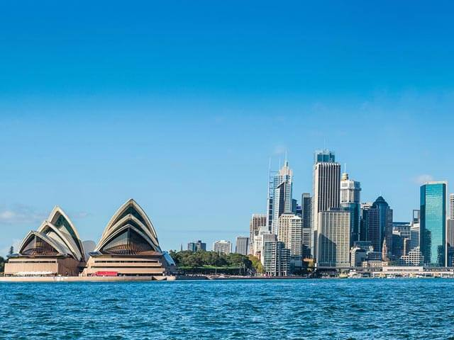 Book your flight to Sydney with eDreams