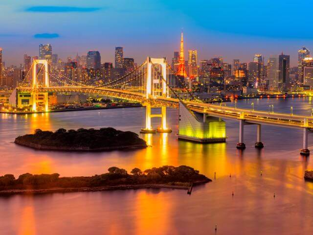Book your flight to Tokyo with eDreams
