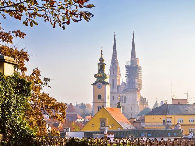 Book your flight to Zagreb with eDreams